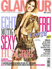 Glamour Magazines in German