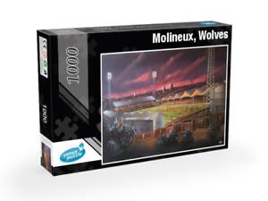 Wolverhampton Wanderers- European Nights, Molineux 1000 piece Jigsaw