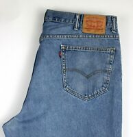Levi's Strauss & Co Hommes 560 Jeans Jambe Droite Taille W42 L30 AKZ692