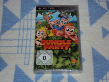Jungle PARTY (SONY PSP, 2010) NUOVO OVP