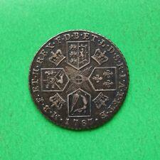1787 George III Silver Shilling SNo46539