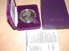 1990-S American Silver Eagle U.S. Mint 1oz Silver Proof Dollar Coin