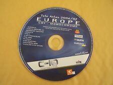 KIA Sorento Europa Tele Atlas CD1 (2003-2006)