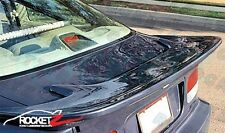 92-95 Honda Civic Spyder Style Trunk Spoiler Wing for 2DR CANADA USA Black Widow