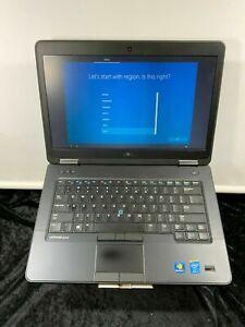 """Dell Laptop Latitude E5440 14"""" Core i5-4300u 1.9GHz 256GB SSD 8GB RAM Win 10 Pro"""
