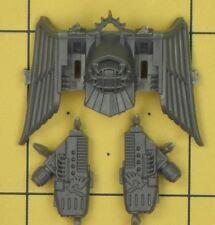 Warhammer 40K Ángeles de marines espaciales oscuro Ravenwing comando escuadrón Plasma Talon (C)