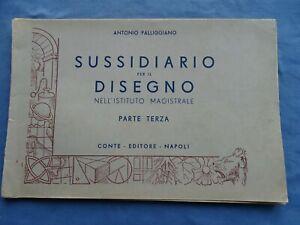 PALLIGGIANO-SUSSIDIARIO PER IL DISEGNO-IST. MAGISTRALE-NAPOLI-CONTE EDITORE