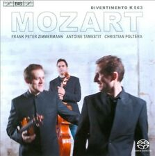 MOZART: DIVERTIMENTO IN E FLAT, K.563 NEW CD