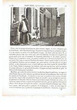 "1825 Vite dei Santi: San Felice da Cantalice Porri ""Saint Felix"" Bachicultori"