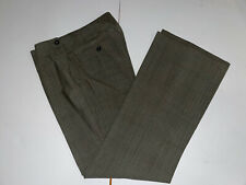 The Limited Perfect Travel Suit Cassidy Fit Olive Green Women's Slacks Pants 0
