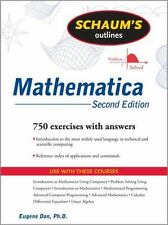 Schaum's Outline Ser.: Mathematica by Eugene Don (2009, Paperback)