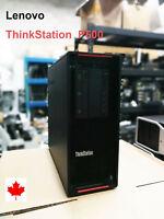 Lenovo ThinkStation P500 30A7000TUS E5-1630V3 3.7Ghz 8GB 180G SSD K2200 4GB