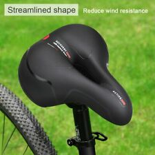 Comfort Wide Big Bum Bike Bicycle Saddle Seat Gel Cruiser Sport Soft Pad Cushion