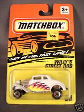 1994 Matchbox Willys Street Rod #69