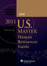 U.S. Master Human Resources Guide 2011 by CCH Incorporated