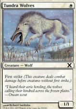 Tundra Wolves X4 (10th Edition) MTG (NM) *CCGHouse* Magic