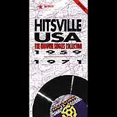 HITSVILLE USA 4 CD BOX SET MOTOWN SINGLES COLLECTION 1959 1971 STEVIE WONDER