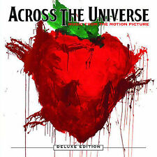 1 CENT CD Across The Universe [Deluxe Version] [SOUNDTRACK]