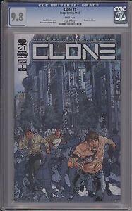 """CLONE #1 - COVER """"A"""" - CGC 9.8 - 1306751027"""