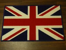 Non Slip Union Jack Door Mat 50x80cm Red/White/Blue