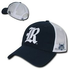 NCAA Rice Owls University Curved Bill Relaxed Trucker Mesh Caps Hats