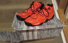 Adidas Top Ten 2000 Infrared/Infrared-Black Chicago Edition Size 12 G59157
