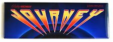 Journey Marquee FRIDGE MAGNET arcade video game header