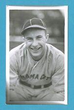 Charles Chandler Vintage Baseball Postcard (Panama City)
