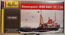 1956 Jean Bart Remorquer Diesel Tug Hochseeschlepper 1:200 Heller 80602