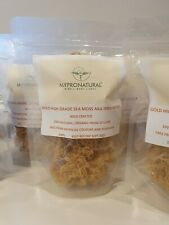 Wild Crafted Sea Moss,Dr Sebi Approved,100g, Check out highlights, @mypronatural