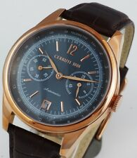Cerruti 1881 Automatik señores reloj rosègold nuevo cra074c2731 PVP * 459,00 €