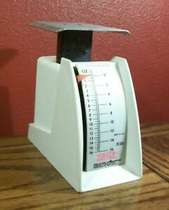 Vintage Weight Watchers Program Food Scale - 16 Oz - Used