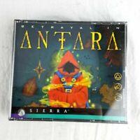 Betrayal In Antara PC CD-ROM 3-disc Set RPG Game Sierra 1997 for Windows 95/3.1