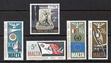 Malta 1969 Independance MNH set
