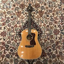 1987 Guild D-50 Acoustic Guitar (w/ Case)