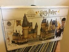 WIZARDING WORLD of Harry Potter hogwarts castle 3D Jigsaw puzzle Gift Diorama