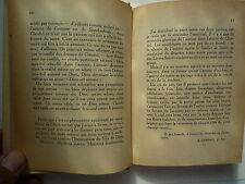 1944 PAUL CLAUDEL POETE DE L'AMOUR DE H. CH. DESROCHES O.P. CHEZ ED DU CERF