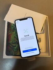 Apple iPhone XS Max 64GB Space Gray Sprint A1921 BAD ESN - Open Box  Please READ