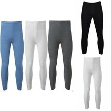 Mens Thermal Trousers Long Johns Warm Underwear Baselayer, Thermals S TO XXL