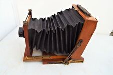 Ross of London Antique 19th century wooden Camera
