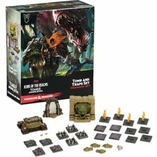 D&d Icons of The Realms Annihilation Tomb and Traps Dungeons & Dragons
