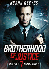 PRE-ORDER Brotherhood Of Justice 096009467449 (DVD RELEASE: 04 Jul 2017)