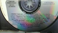 COMPILATION - PROMO COLUMBIA FOR RADIO ( DOMINO BABYFACE JIMMY CLIFF...). CD
