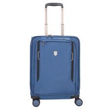 Victorinox Werks Traveler 6.0 4-Rollen Trolley Koffer 55 cm (blau)