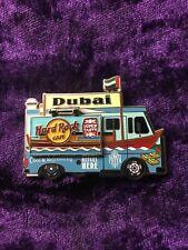 Hard Rock Pin Dubai Foodtruck Serie