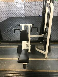 Life Fitness Seated Row Pro Series
