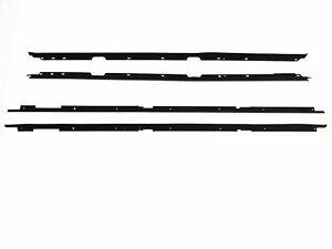 1982-1992 Camaro & Firebird Beltline Weatherstrip Set - 4 piece