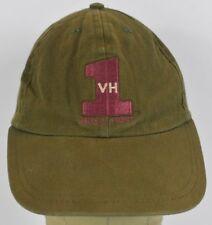 1cf83e7d505 Brown VH1 Television network Embroidered baseball hat cap adjustable  Snapback