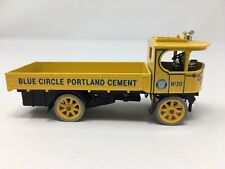 VINTAGE MATCHBOX Y-18 1918 ATKINSON CEMENT STEAM WAGON - PREOWNED