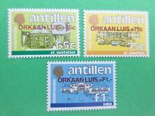 Nederlandse Antillen 1995 NVPH  1099 t/m 1101 Postfris
